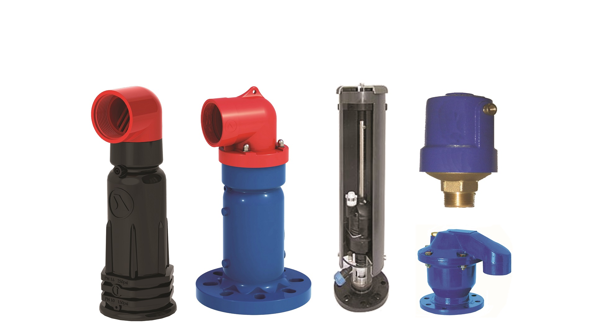 AVK water air valves
