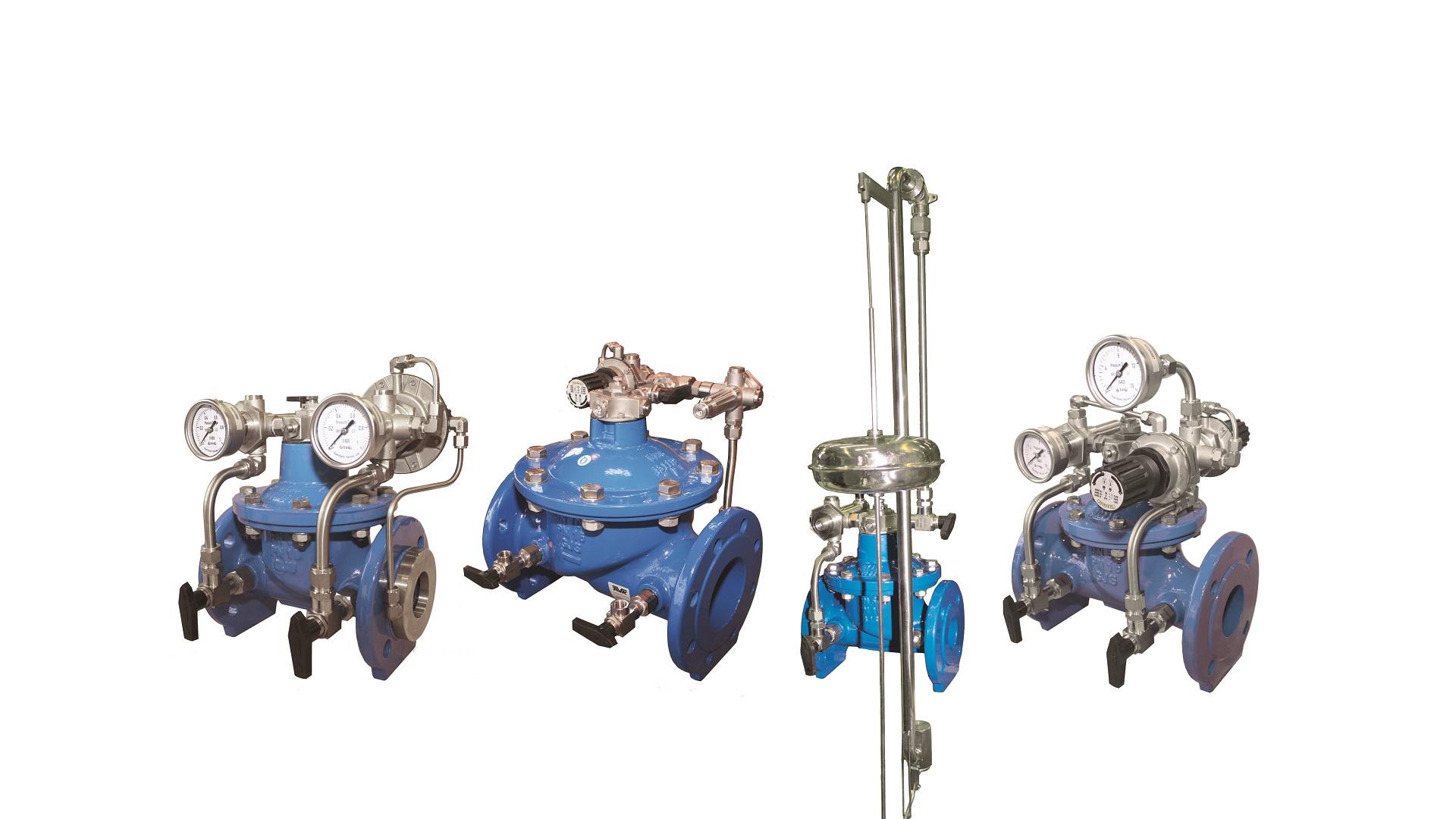 AVK control valves