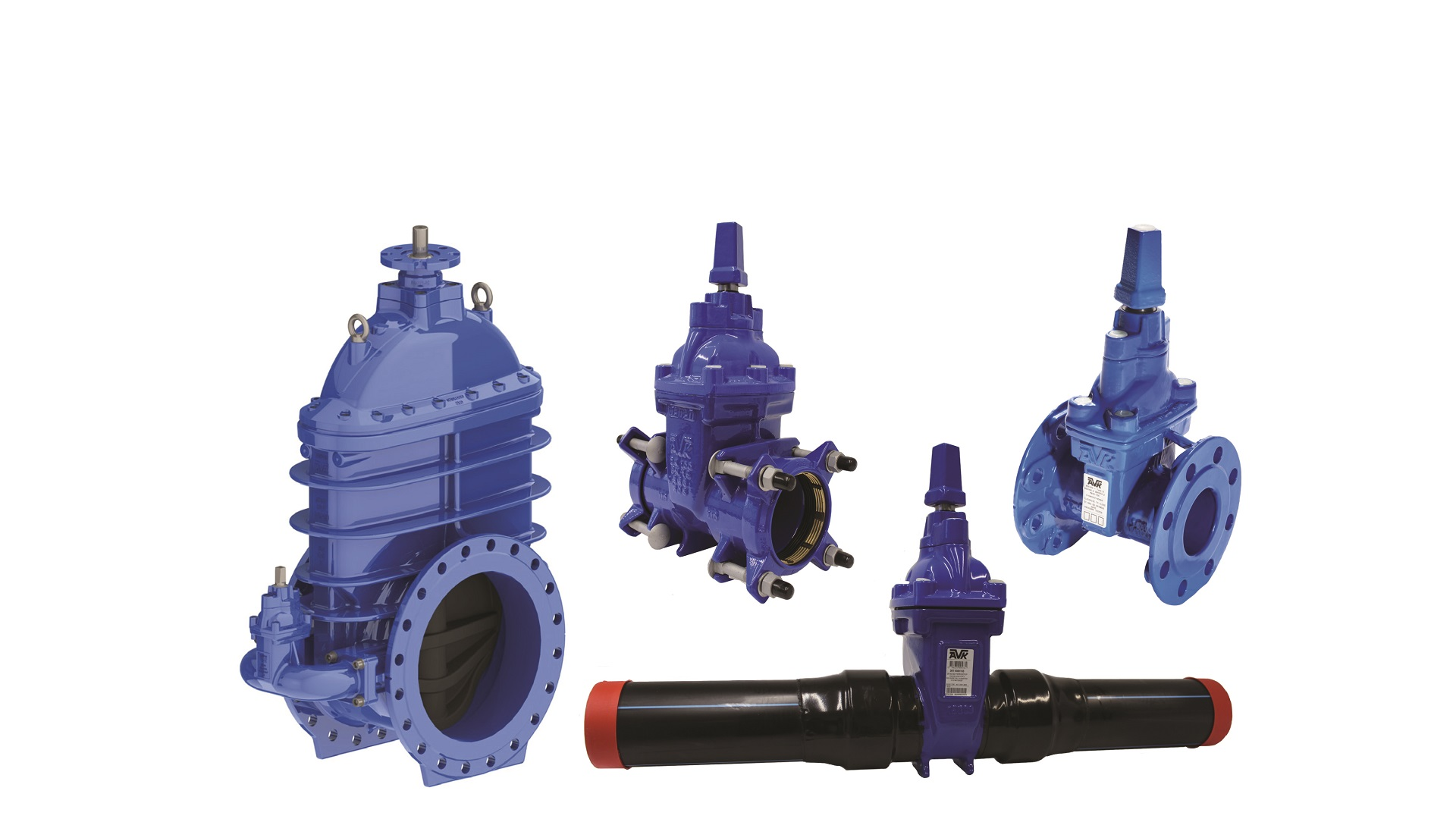 AVK Water Gate Valves