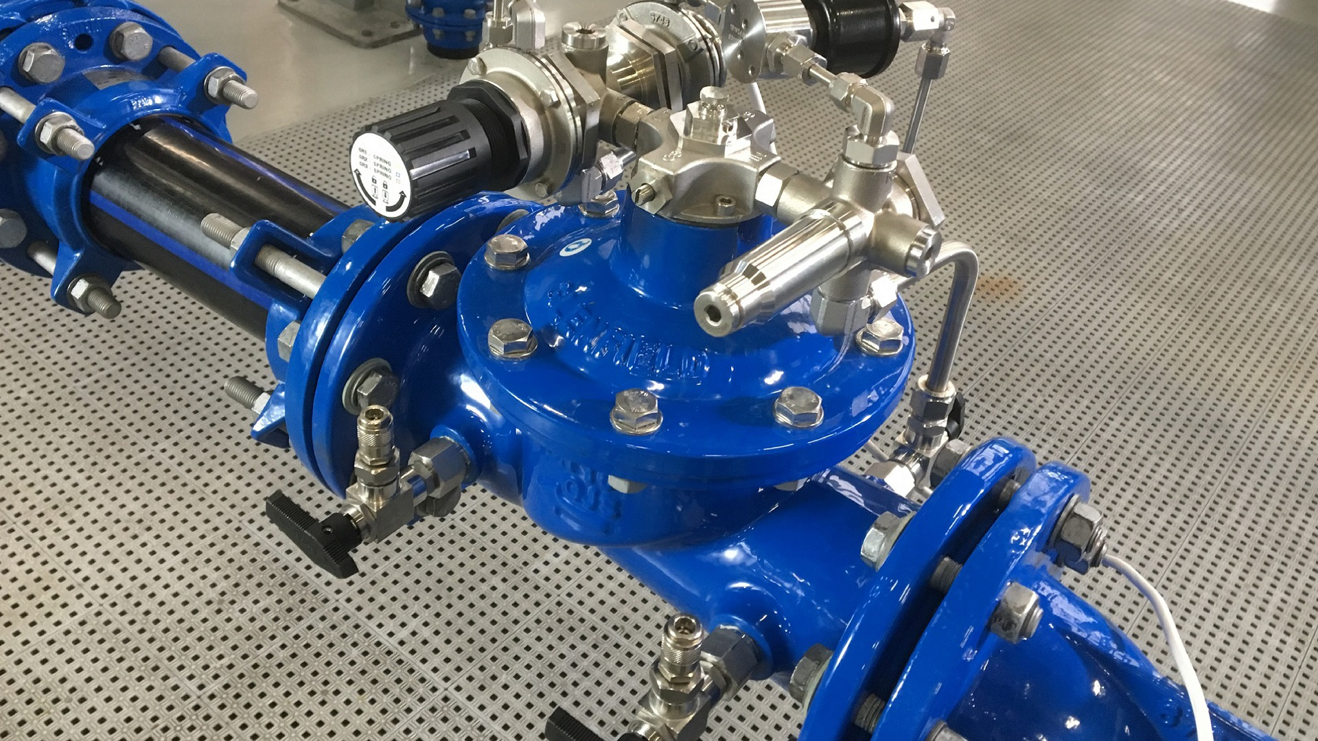 AVK Control and Pressure Reducing Valves