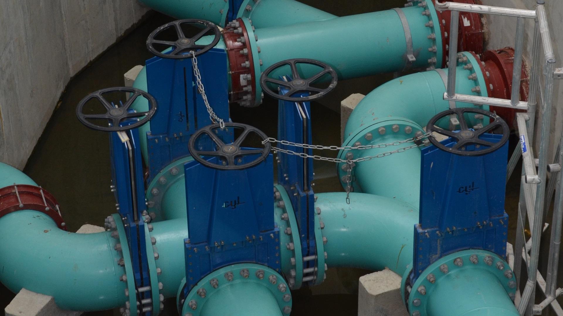 AVK Waste Water Supply